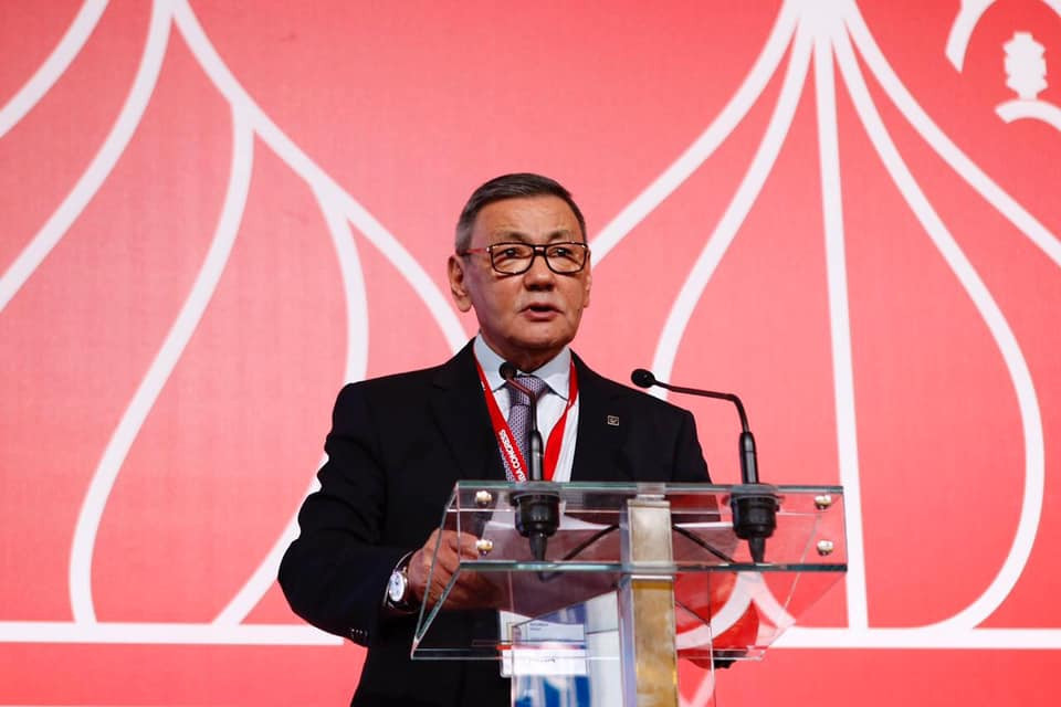 The IOC Executive Board meeting in Lausanne comes just days after Gafur Rakhimov decided to step aside as AIBA President ©AIBA