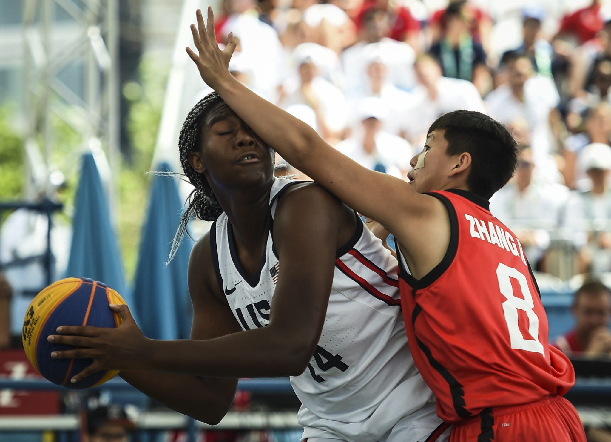 Seven sports will feature on the programme, including 3x3 basketball ©Getty Images