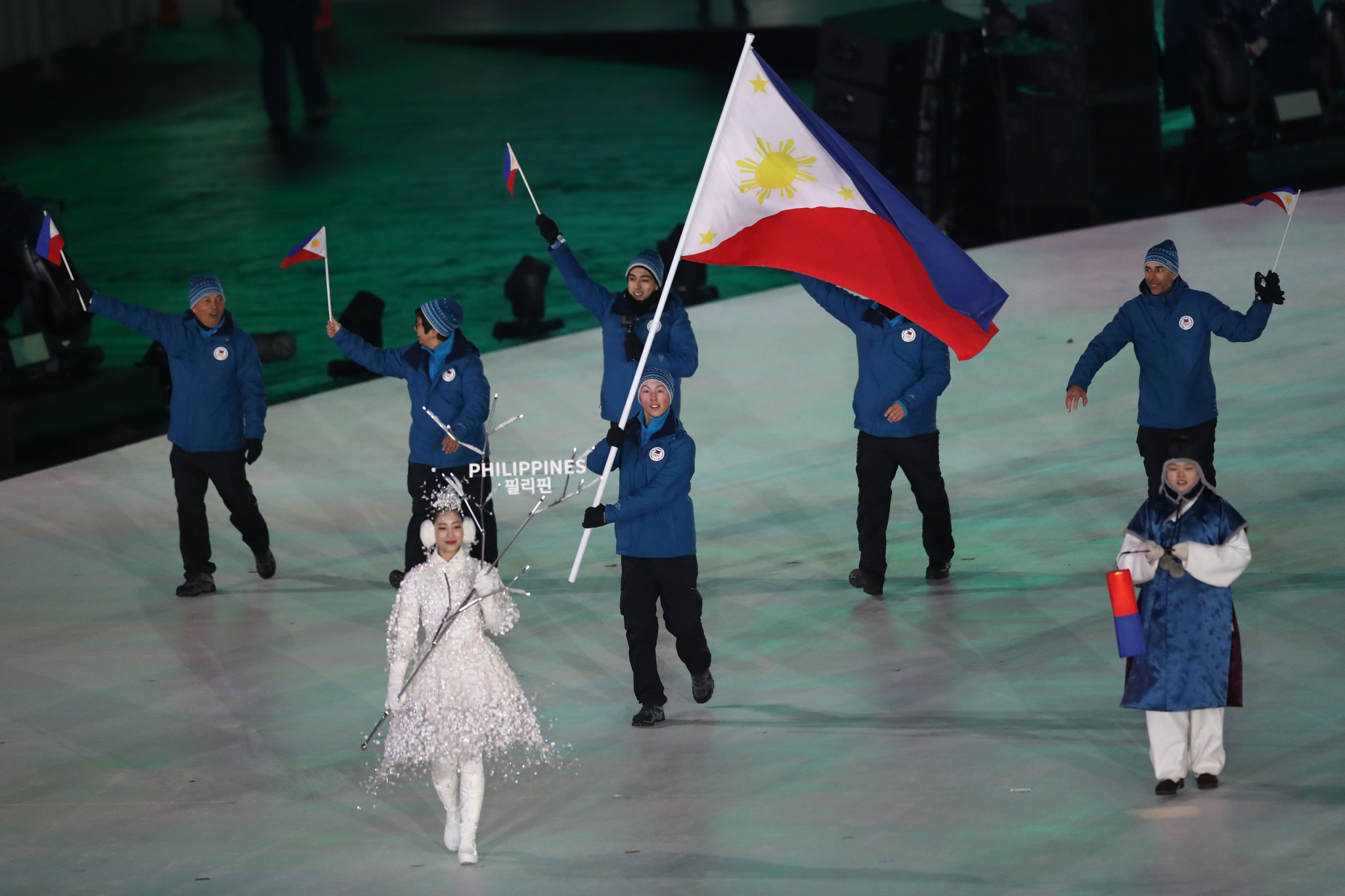 The Philippine Olympic Committee hosted the event in Pasig City ©Getty Images