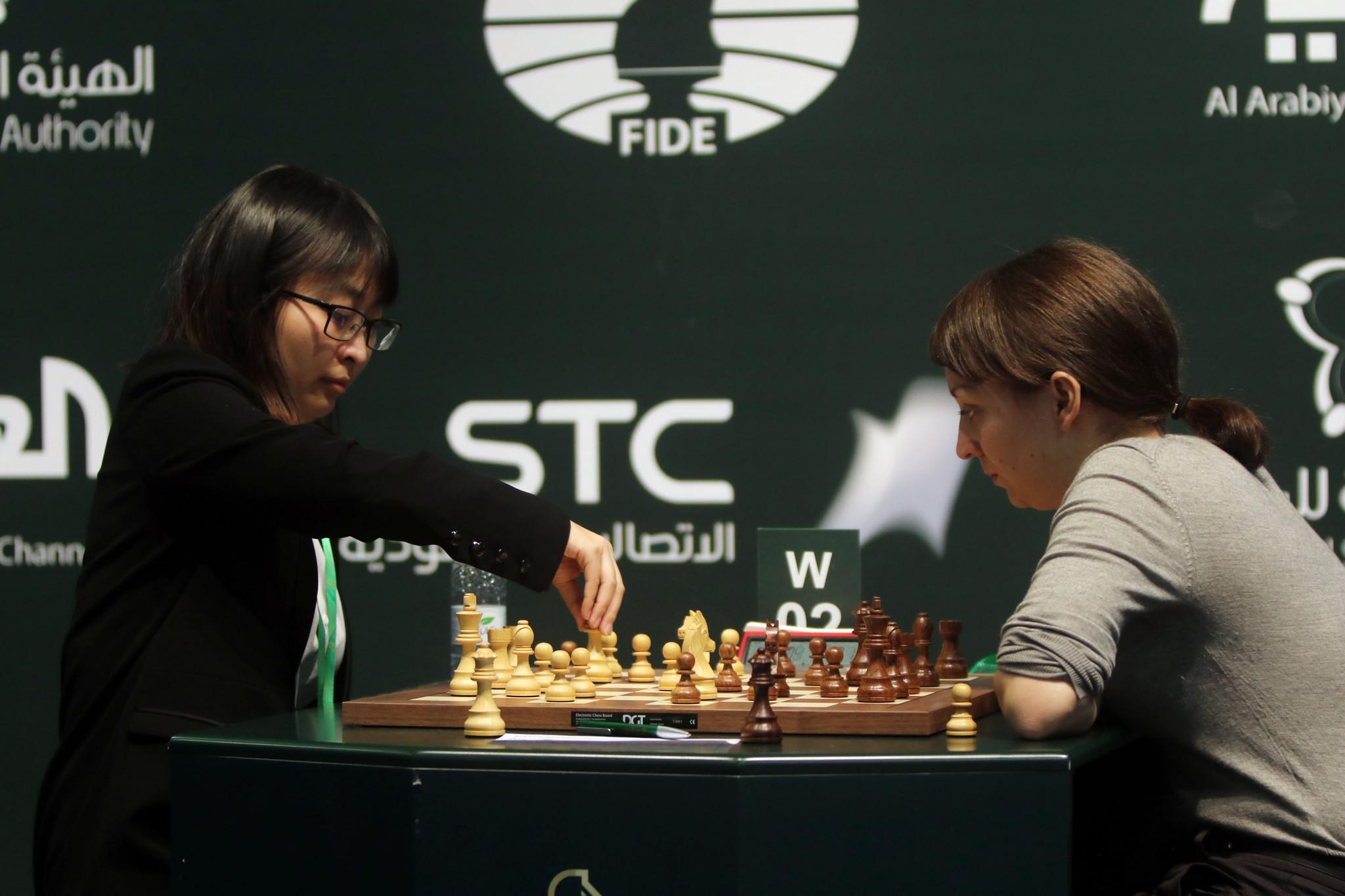 US challenge next for defending women's world chess champion Ju Wenjun