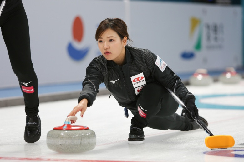 China and Japan remain unbeaten in women's event at Pacific-Asia Curling Championships