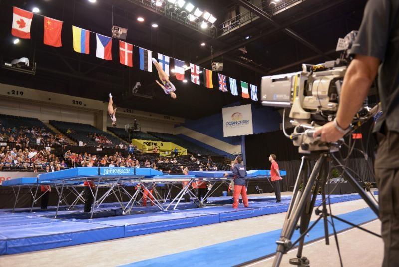 The 2018 Trampoline Gymnastics World Championships are scheduled to get underway in Saint Petersburg tomorrow ©FIG