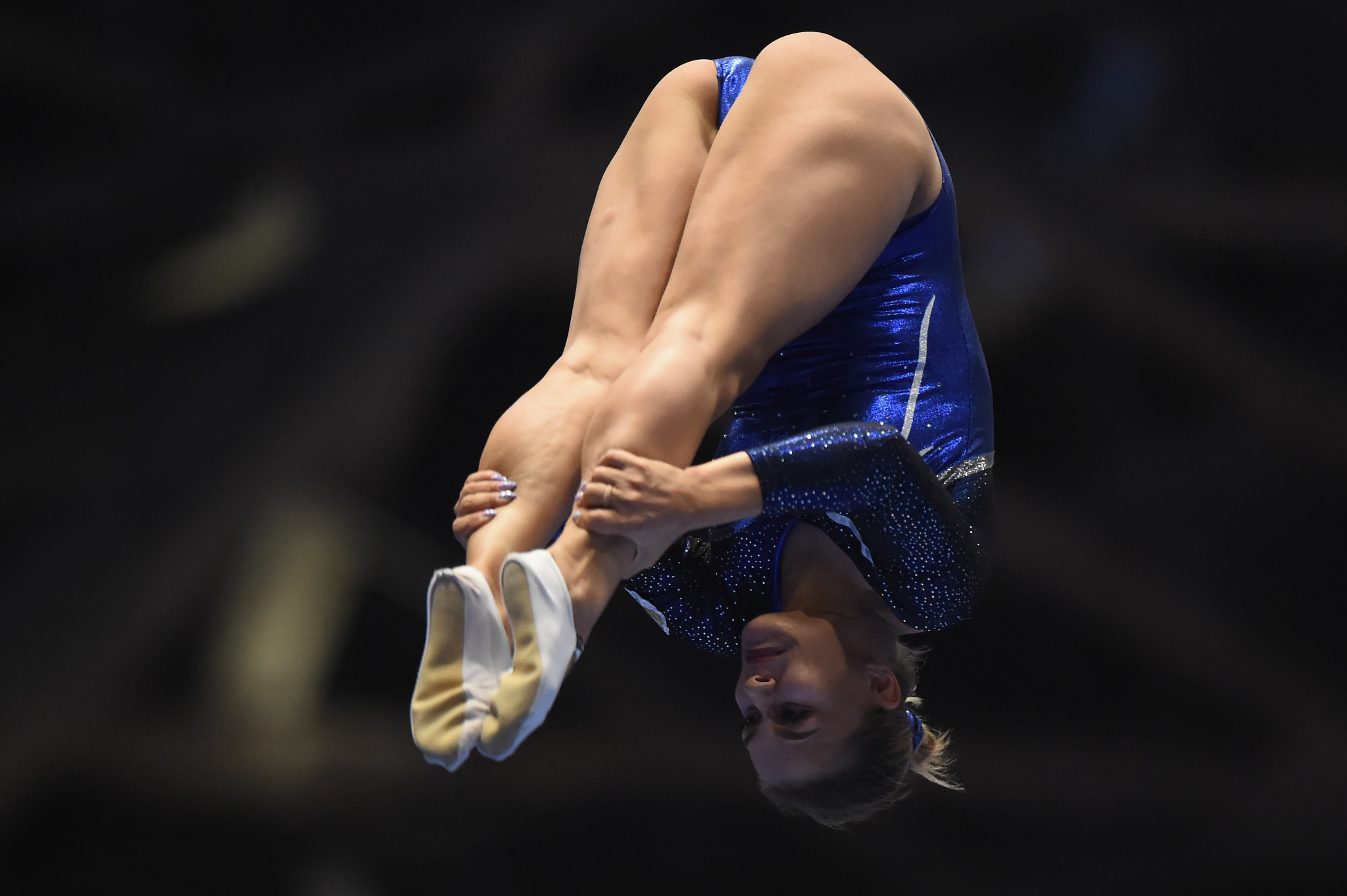 Russia's Yana Pavlova will be aiming to make a mark in front of a home crowd in Saint Petersburg ©Getty Images