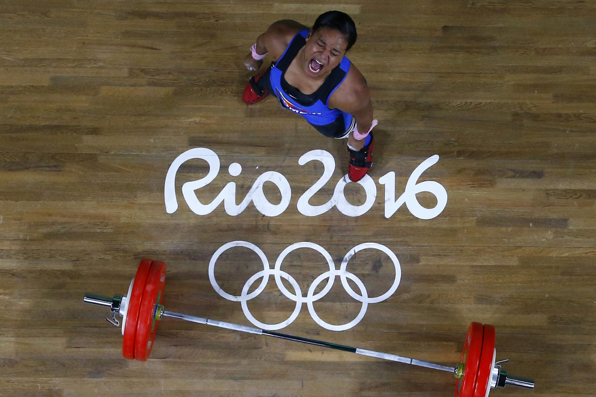Weightlifting's place on the Olympic programme is not guaranteed beyond Tokyo 2020 ©Getty Images