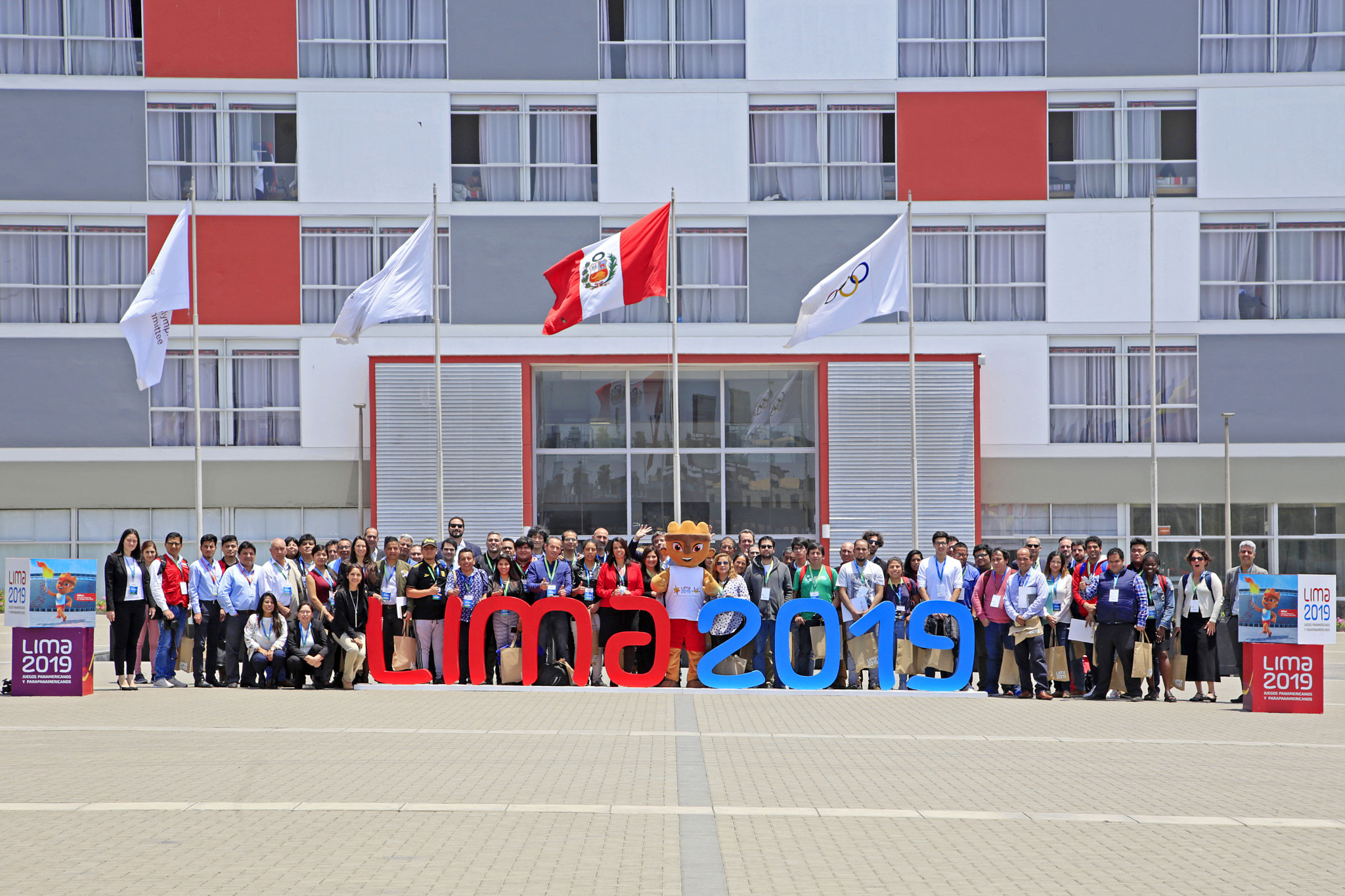 Lima 2019 announce free internet access for media at Pan American Games