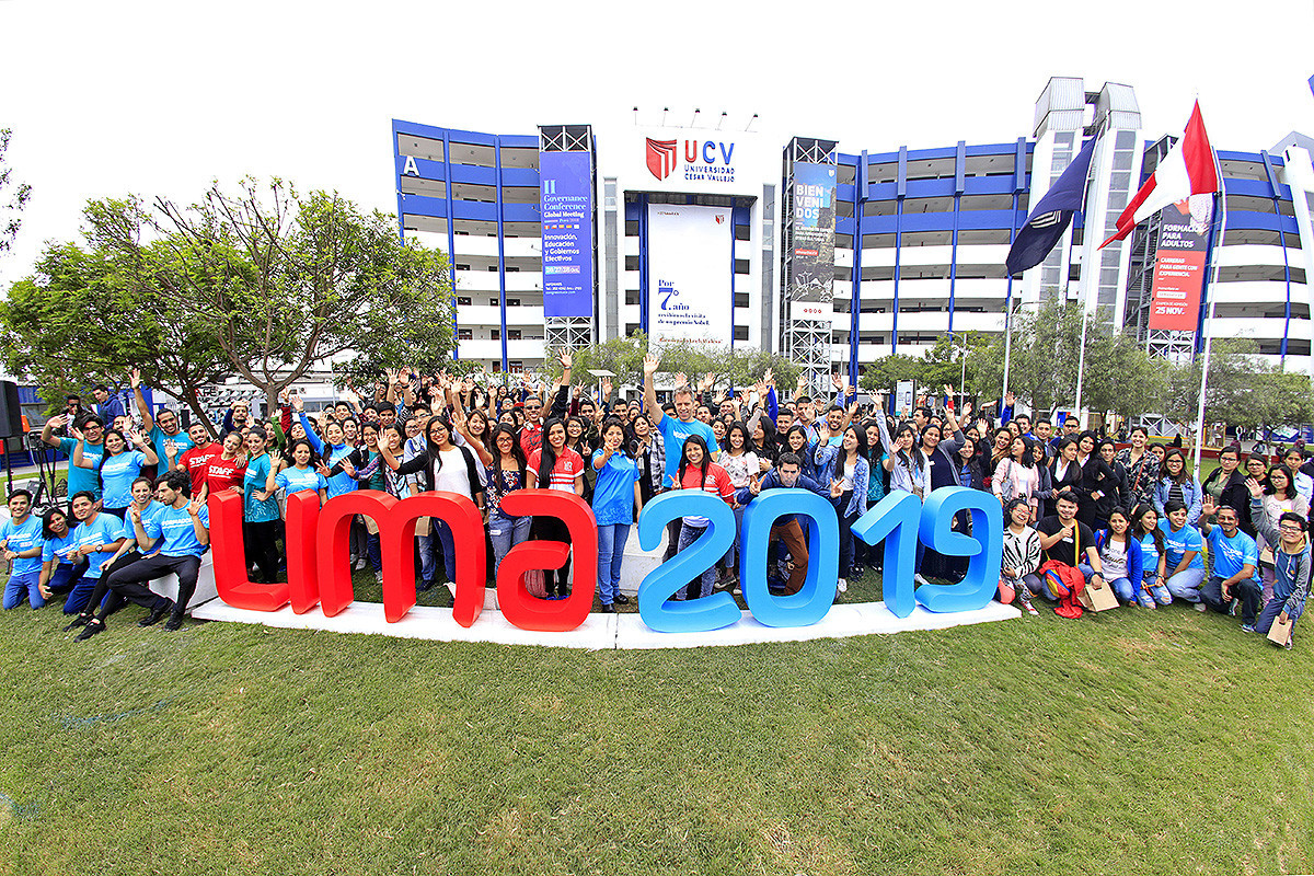 Lima 2019 project visits schools to promote values of Pan American Games