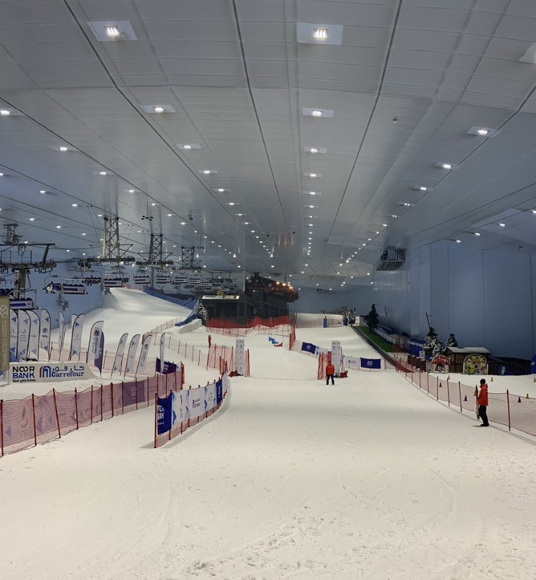 Athletes set for historic World Para Snowboard World Cup in Dubai