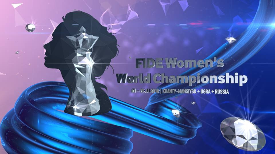Ju edges ahead in second round match at Women's World Chess Championships
