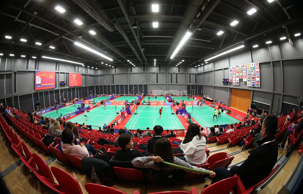 Defending champions win on opening day of the 2018 BWF World Junior Mixed Team Championships