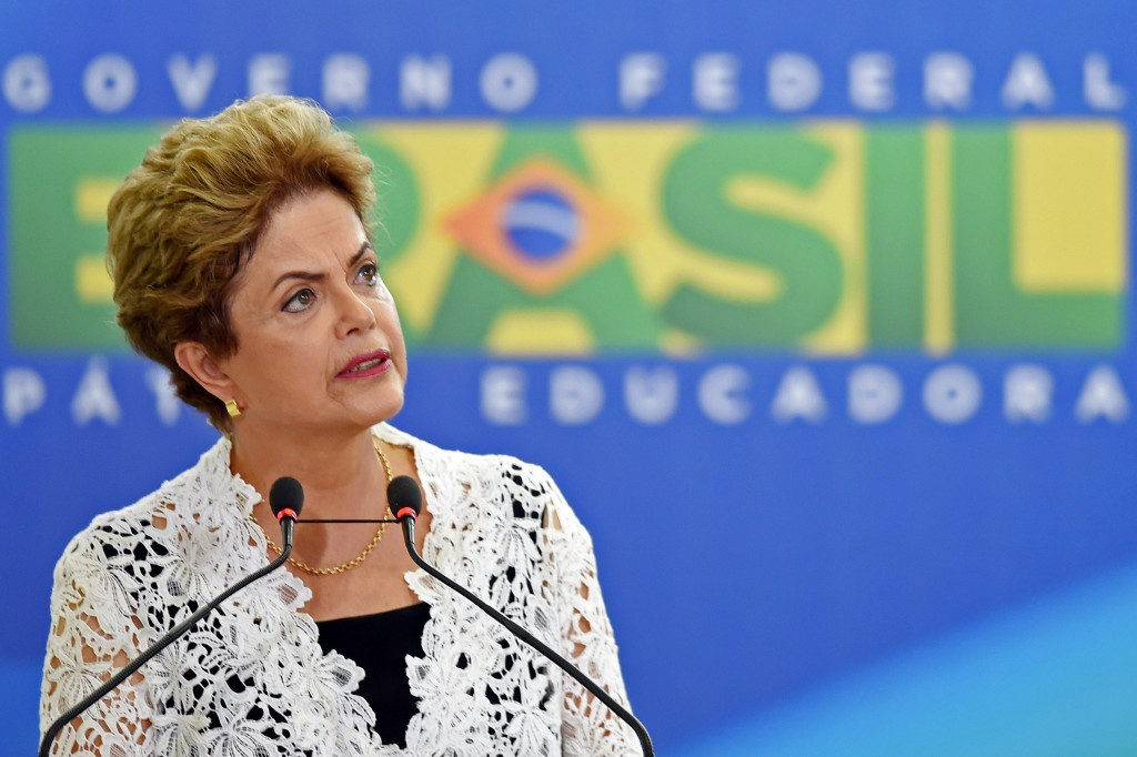 The current financial crisis in Brazil has led to calls for the impeachment of President Dilma Rousseff