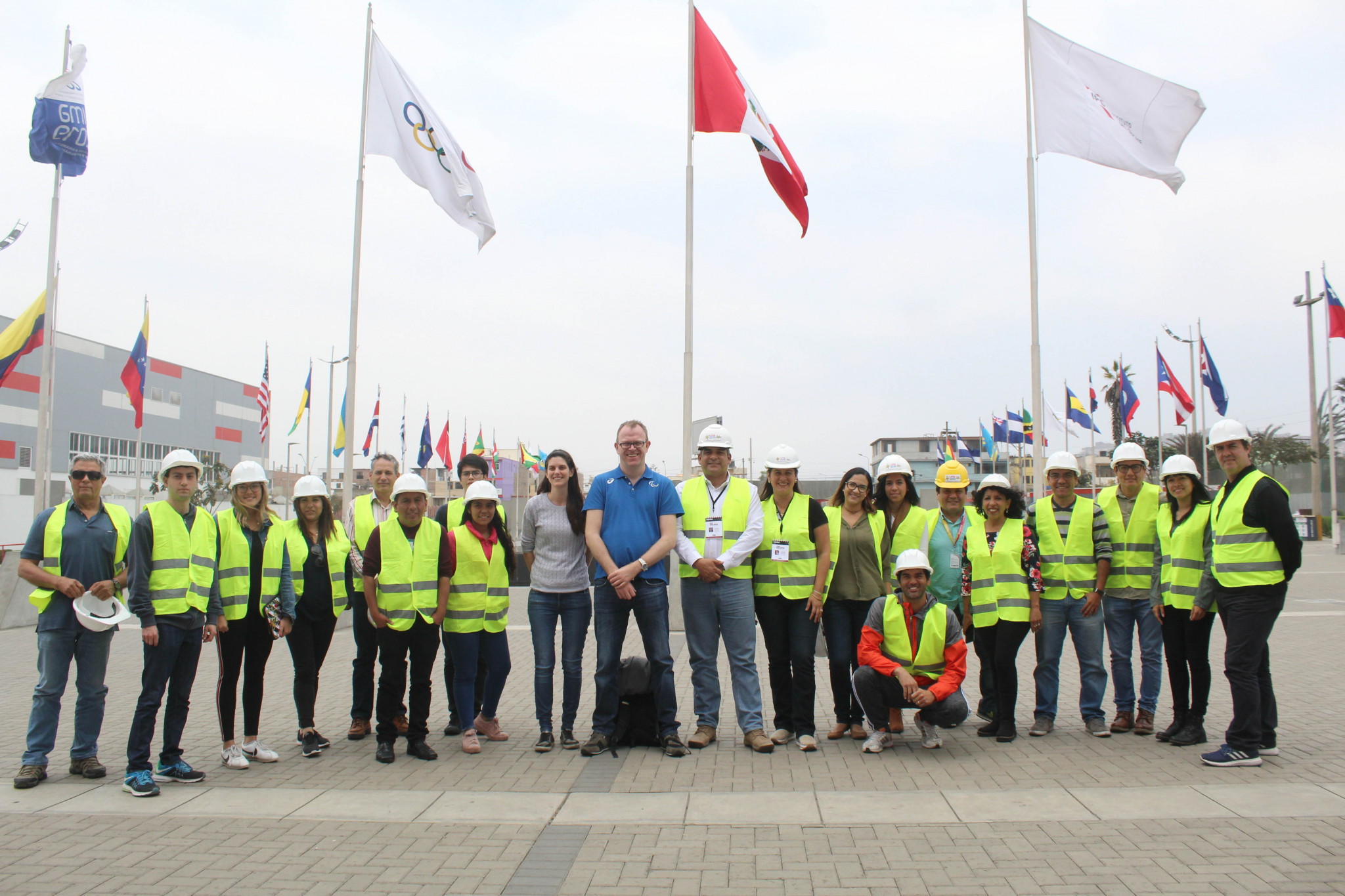 The awareness workshop was organised to promote Para sport and Paralympic events to local and global journalists expected to cover the 2019 Parapan American Games in Lima  ©Lima 2019