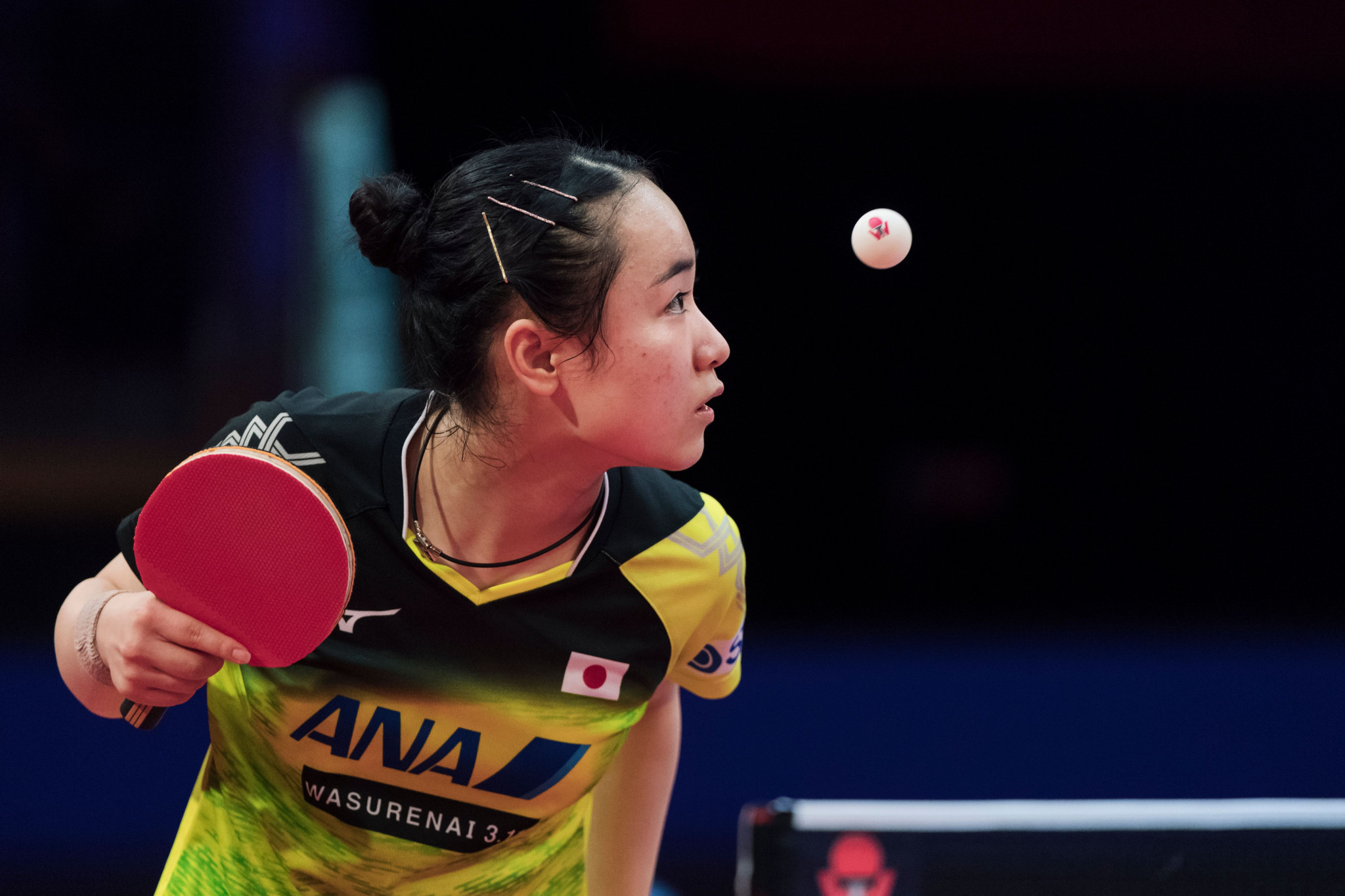 Ito aims to build on Swedish success at ITTF Austrian Open