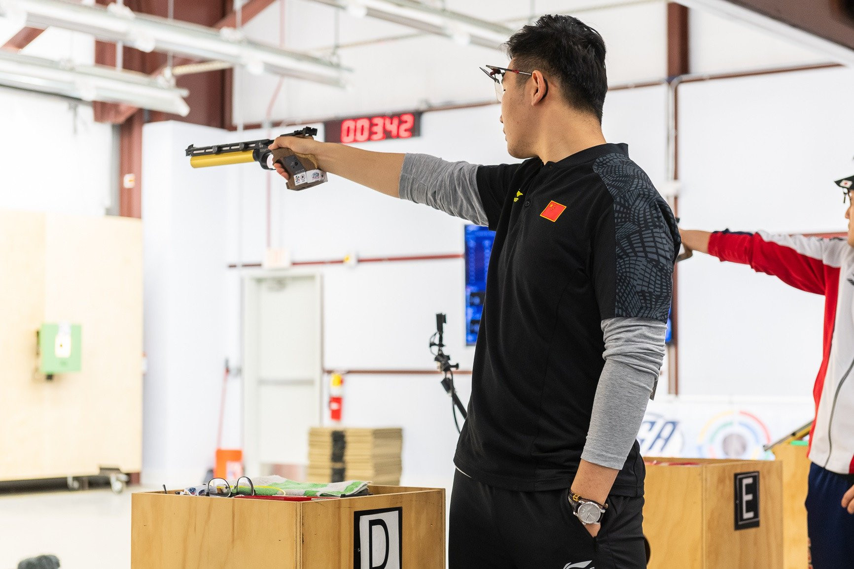 China earn air pistol honours at Asian Airgun Championships