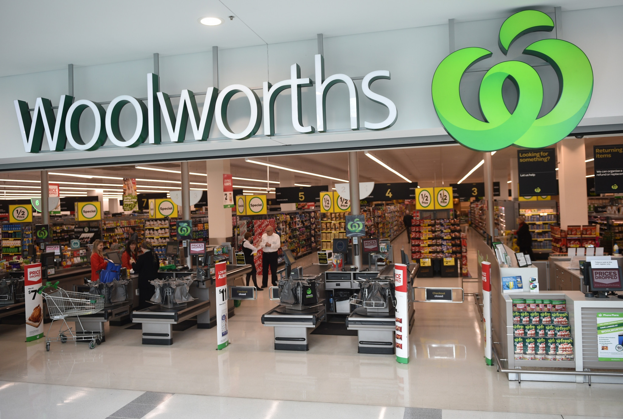 Woolworths has announced that it will be an official supermarket and fresh food supporter for the Australian teams at Tokyo 2020 ©Getty Images