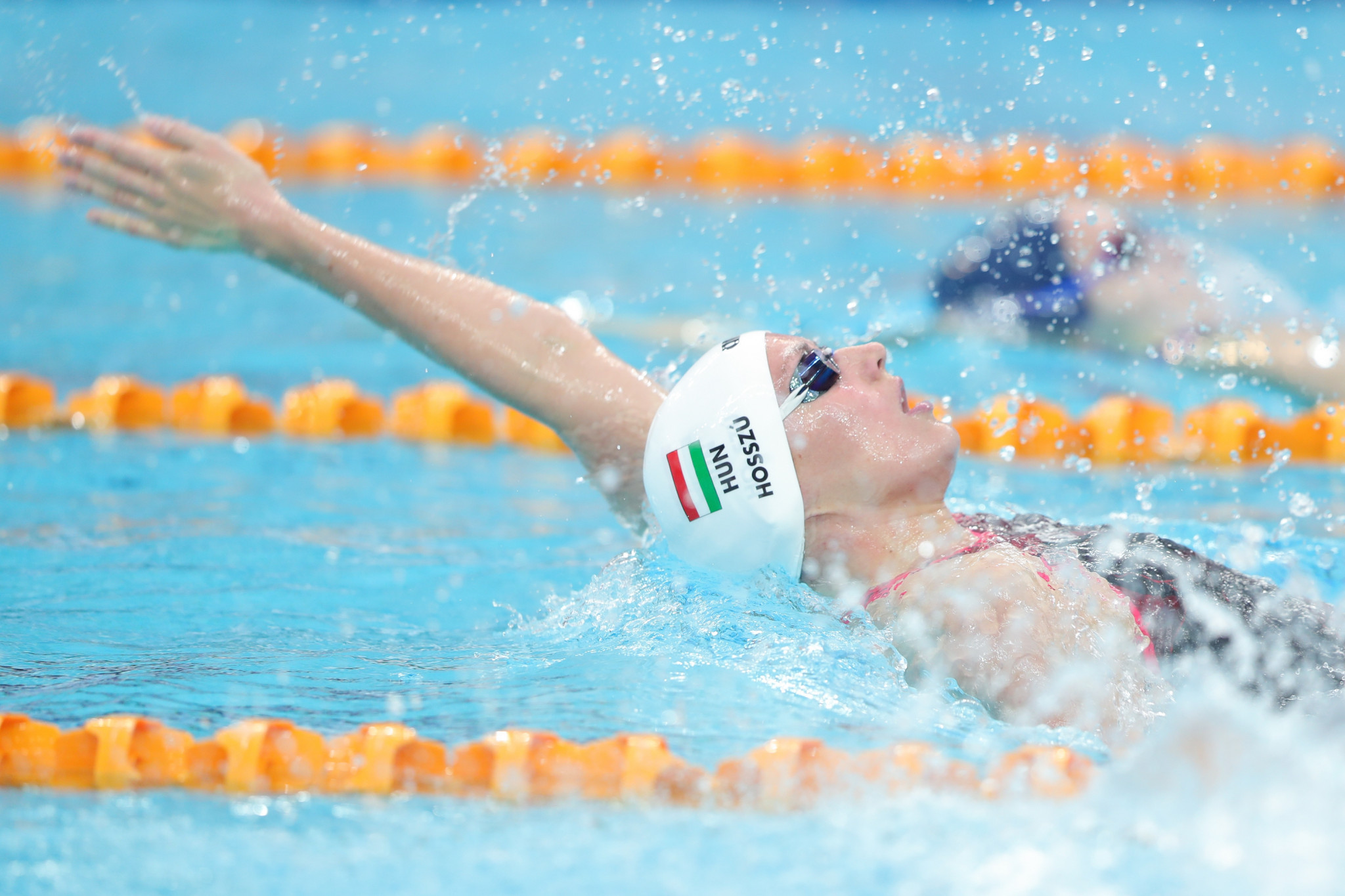 Hungary's Katinka Hosszu is among the sport's leading names expected to compete in Turin ©Getty Images