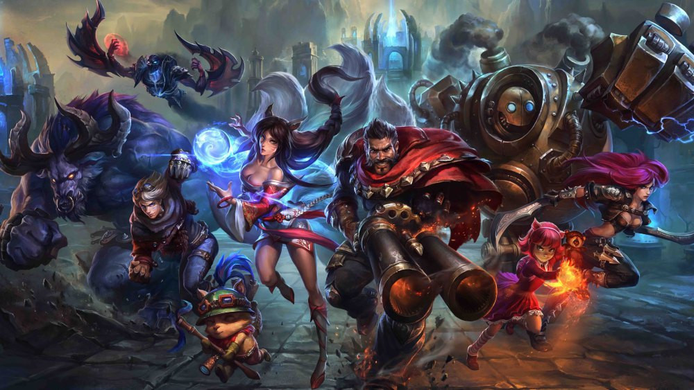 DOSB criticised after refusing to accept games like League of Legends as a sport