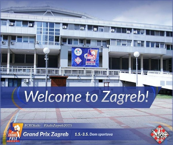 Zagreb to welcome record-breaking field for latest Judo Grand Prix