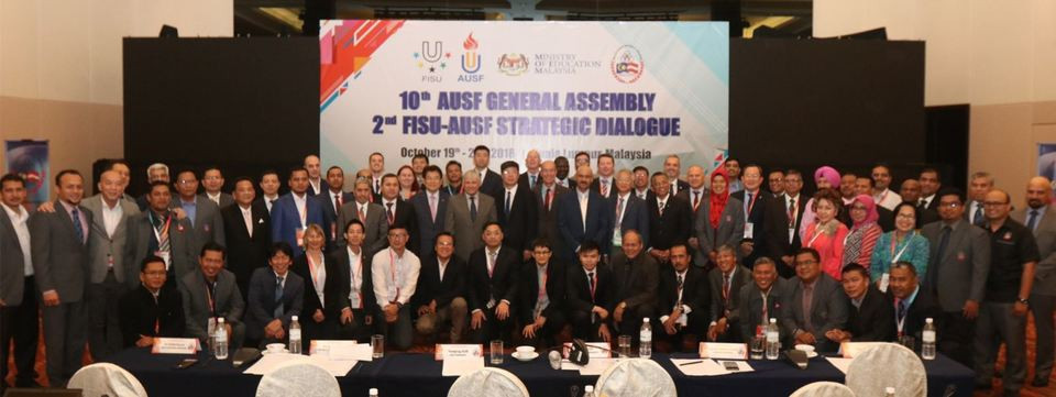 The MoU was signed during AUSF's General Assembly in Kuala Lumpur ©UTSNZ