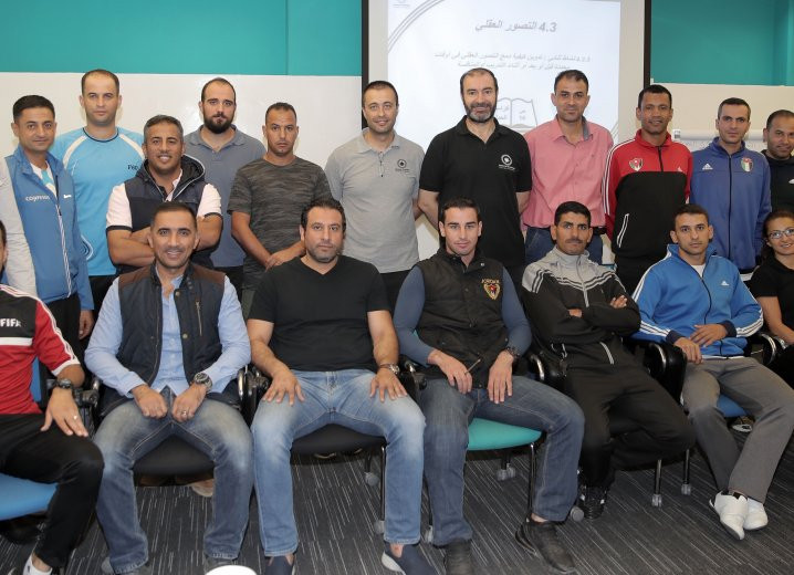 Jordan Olympic Committee holds course to help train sports coaches