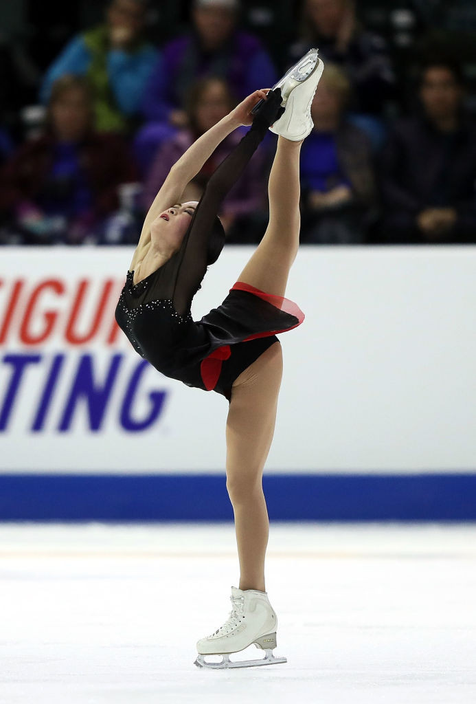 Home favourite Satoko Miyahara will face stiff competition in the ladies' event ©ISU