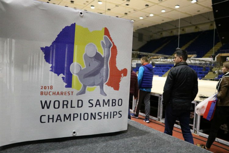 World Sambo Championships: Opening Ceremony and first medal action