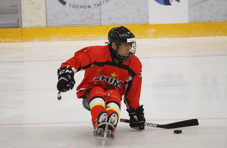 China promoted to Pool B of World Para Ice Hockey Championships after defeating hosts