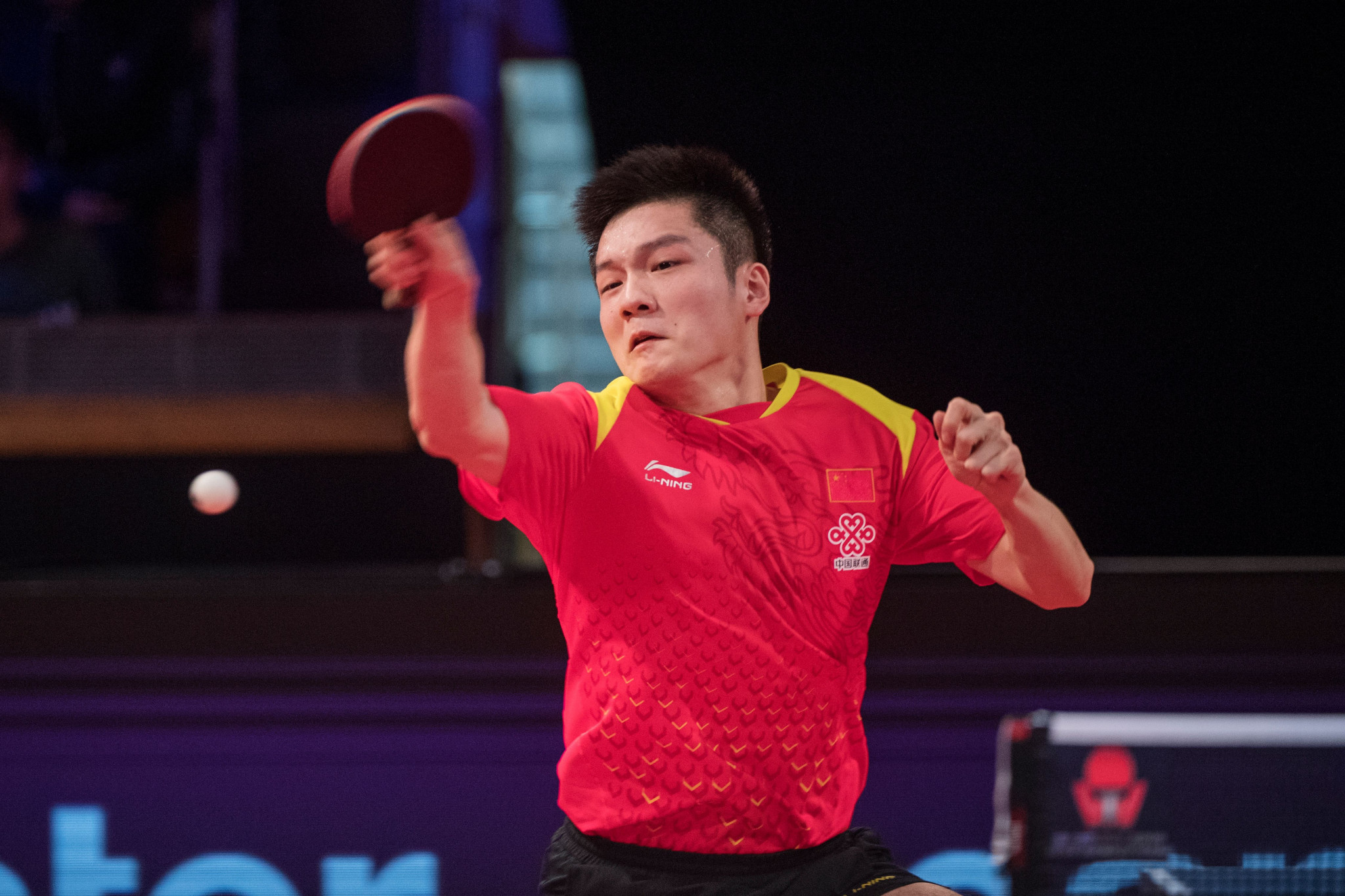 China's top seeds begin strongly at ITTF Austrian Open