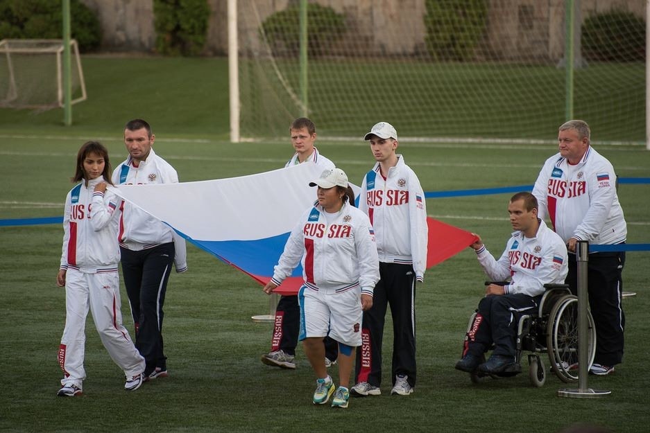 Russia topped the medals table at the close of the Games