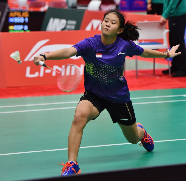 South Korea and Indonesia complete semi-final line up at BWF World Junior Mixed Team Championships