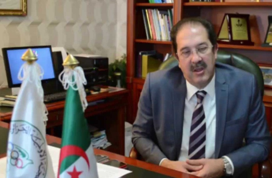 Algerian Olympic Committee President claims athletes in country are doping to qualify for major events