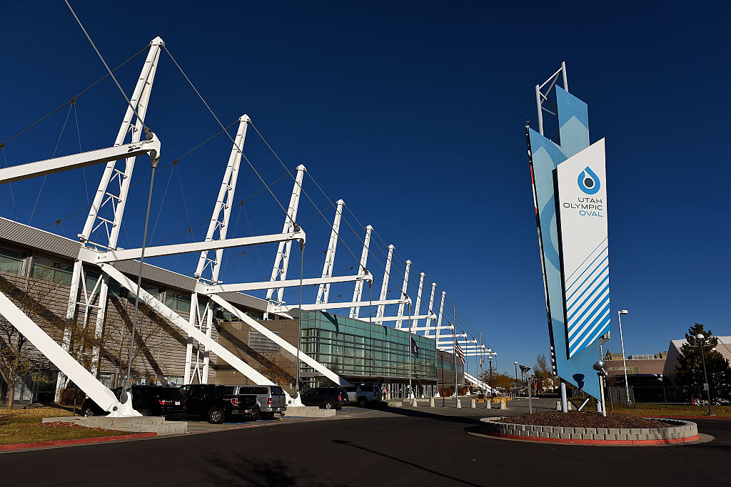 Salt Lake City's Utah Olympic Oval will host the competition, just like it did for the 2002 Winter Olympics ©ISU