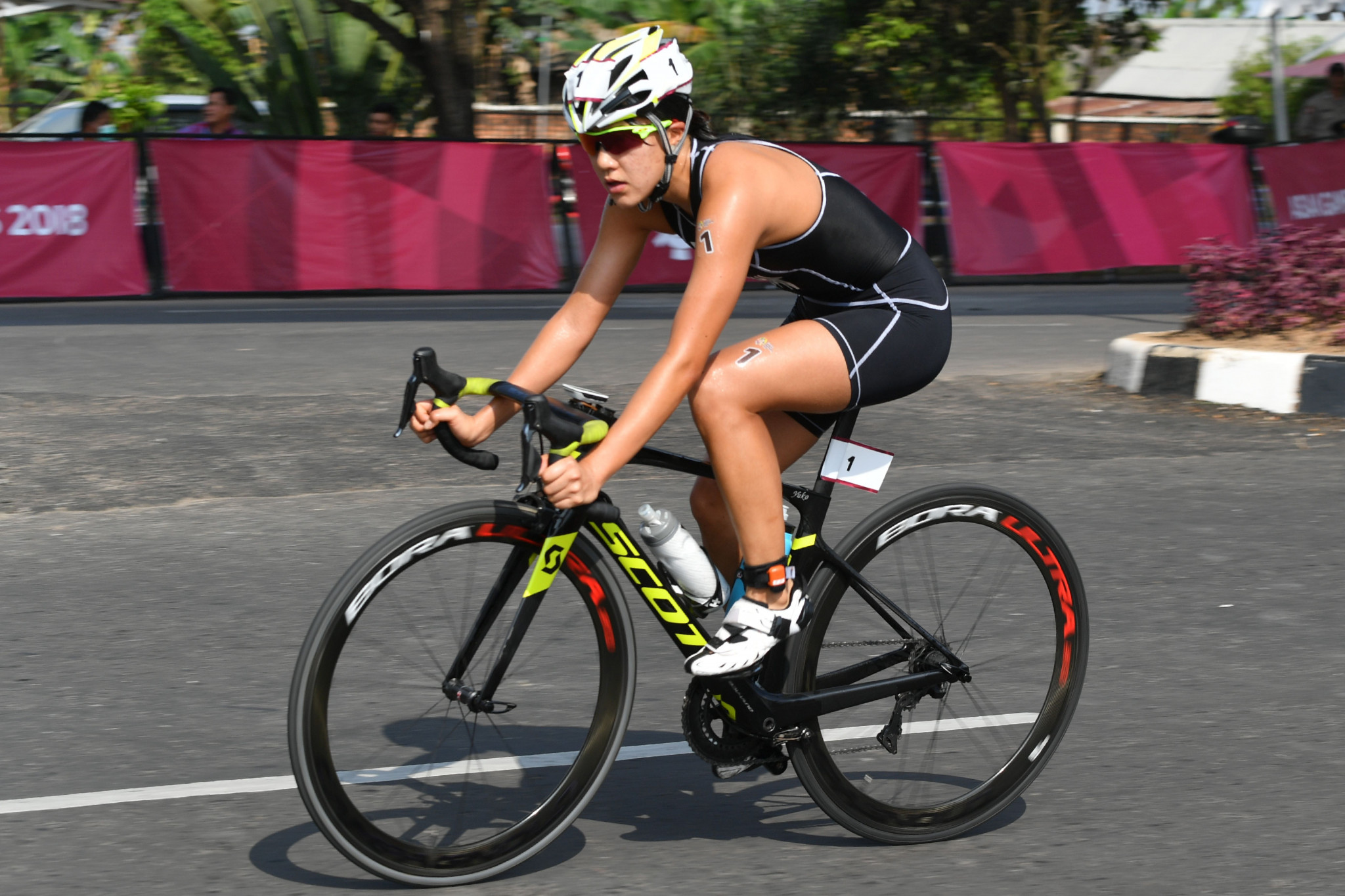 Asian Games triathlon champion Takahashi to lead Japanese home challenge in final ITU World Cup