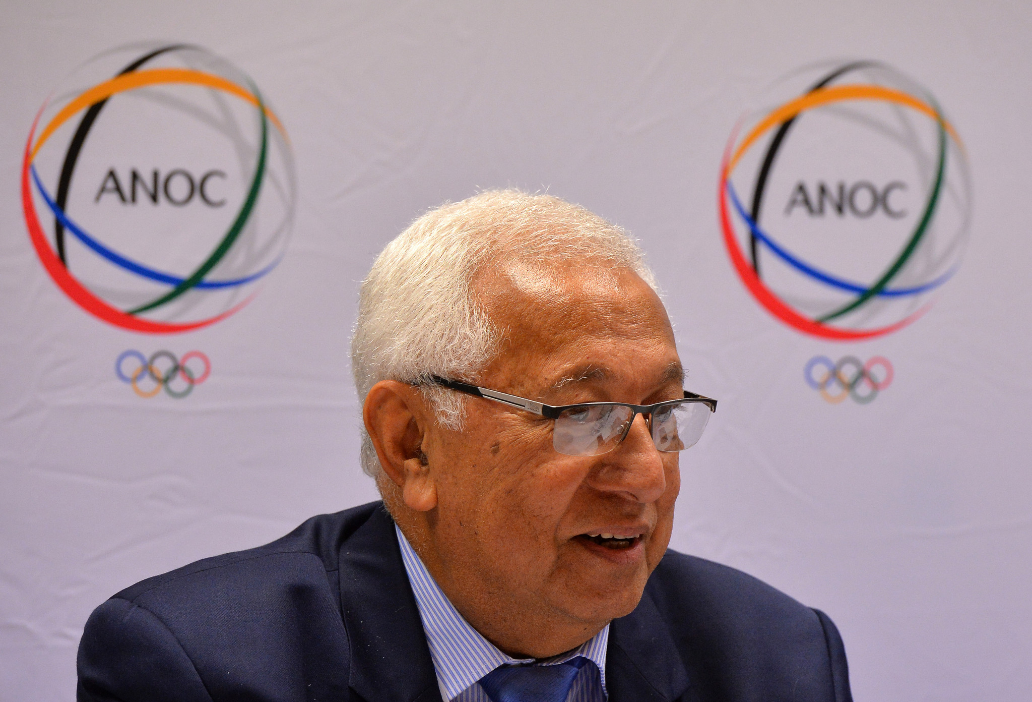 Robin Mitchell is set to be confirmed as ANOC senior vice-president later this month ©Getty Images