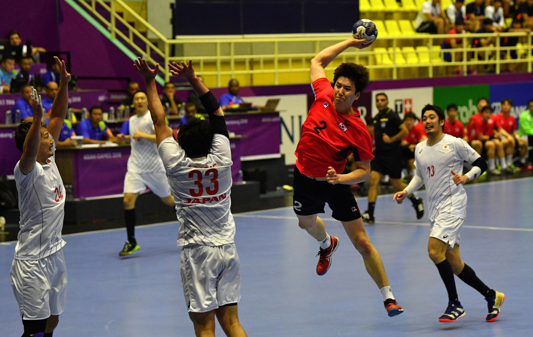 Joint Korean team granted roster expansion for IHF World Men's Handball Championships