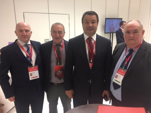 Irish Athletic Boxing Association claim they did not vote for Rakhimov as doubts over Olympic future continue