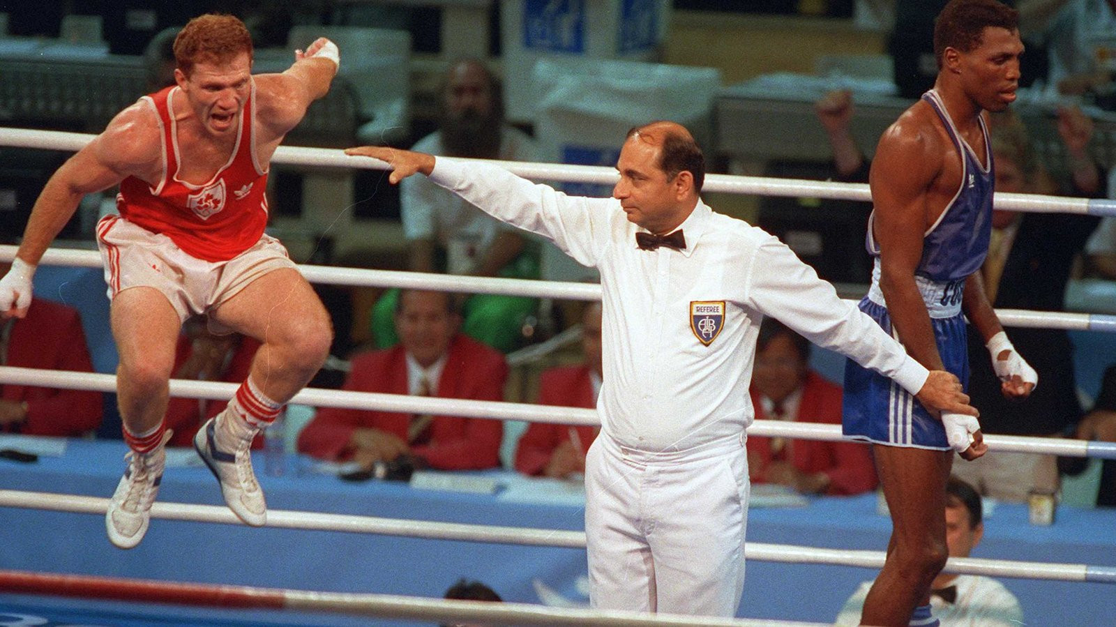Boxing is Ireland's most successful Olympic sport with a total of 16 medals, including gold for Michael Carruth at Barcelona 1992, one more than all other sports combined ©Getty Images