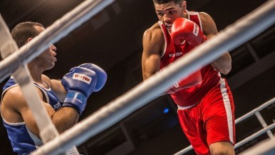 2015 AIBA World Boxing Championships: Day one of competition