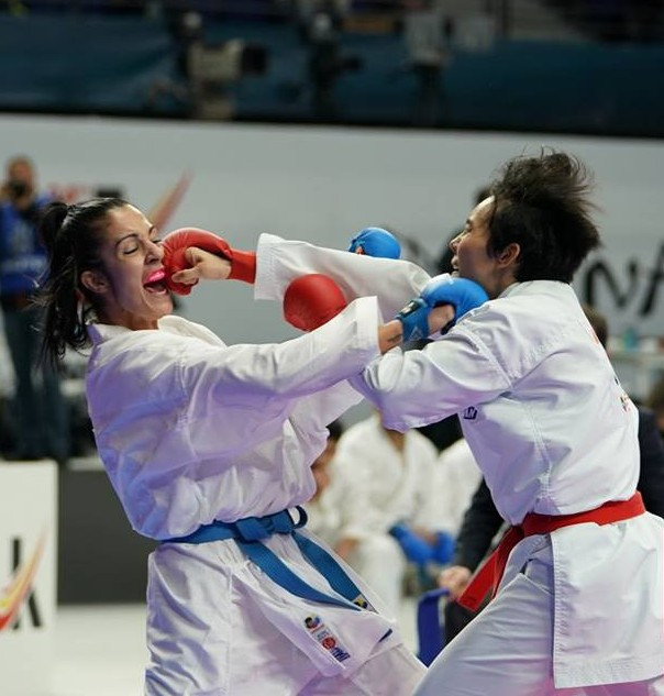 Japan denied Spain the chance to compete for another gold medal on home soil ©WKF