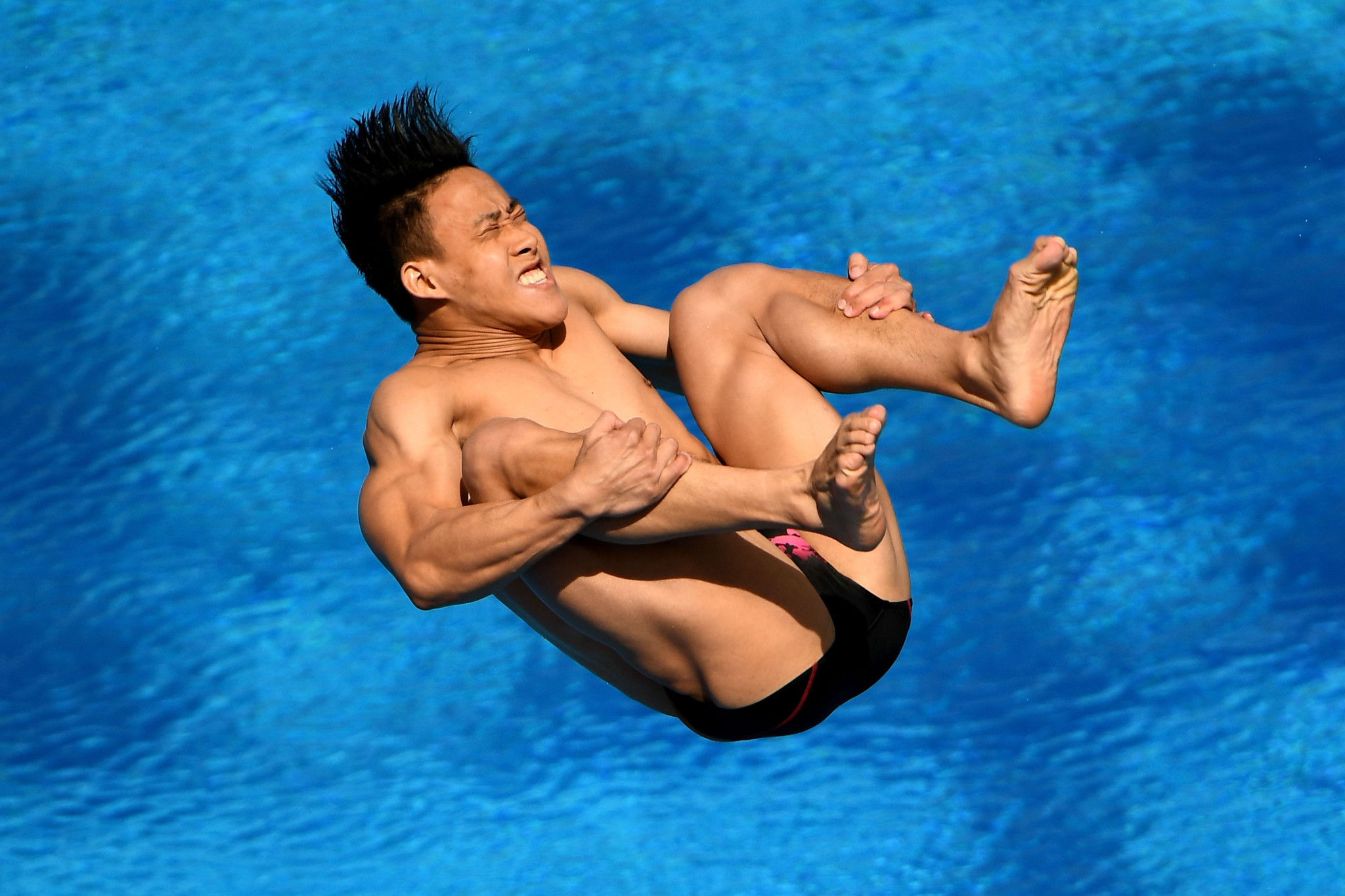 Former Commonwealth champion wins springboard gold at Kuala Lumpur Diving Grand Prix