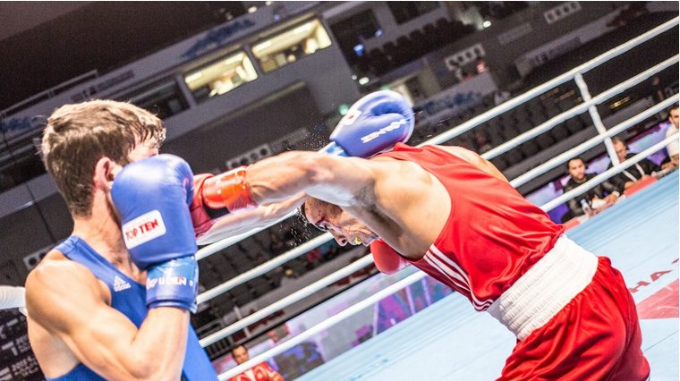 Temple and Melikuziev demonstrate their punching prowess on opening day of AIBA World Boxing Championships