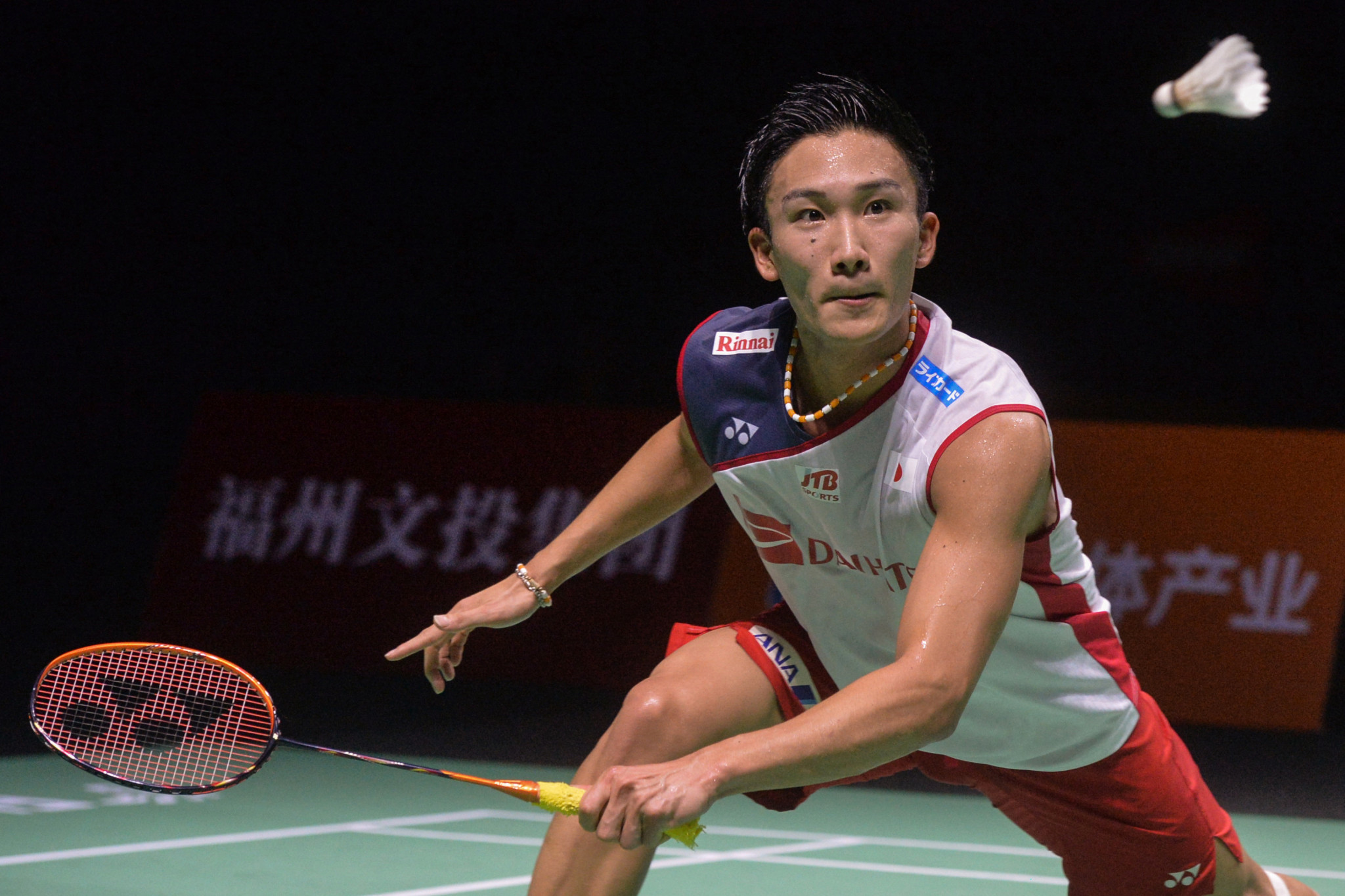 Olympic champions lose leads in last four at BWF Fuzhou China Open