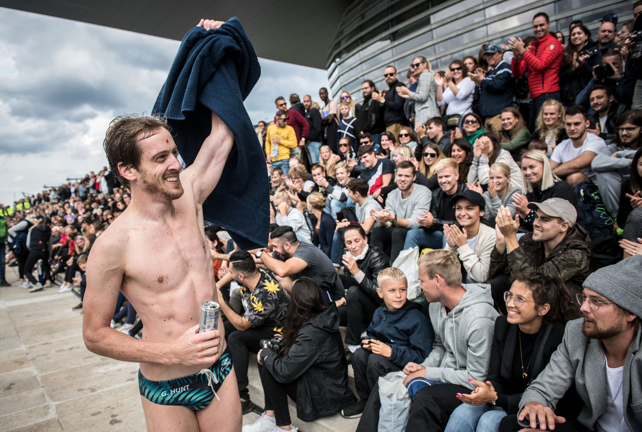 Champions crowned at FINA High Diving World Cup in Abu Dhabi