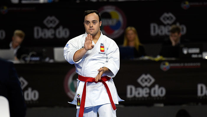 WKF President admits improvements in classification needed for karate to become Paralympic sport