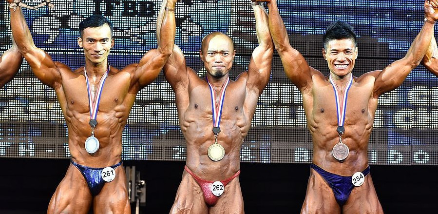 China and Iran dominate at IFBB Men's World Bodybuilding Championships