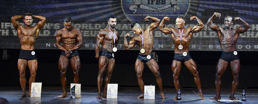 The IFBB Men's World Bodybuilding Championships, which were held in Benidorm this year, will take place in the United Arab Emirates in 2019 ©Jakub Csontos/EastLabs