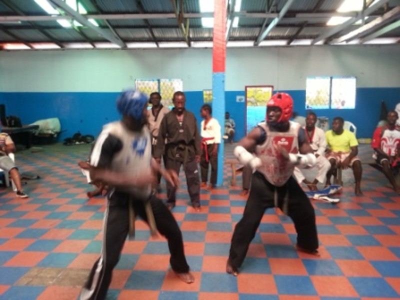 Liberia Taekwondo Association asks for Government funding to compete in Nigeria