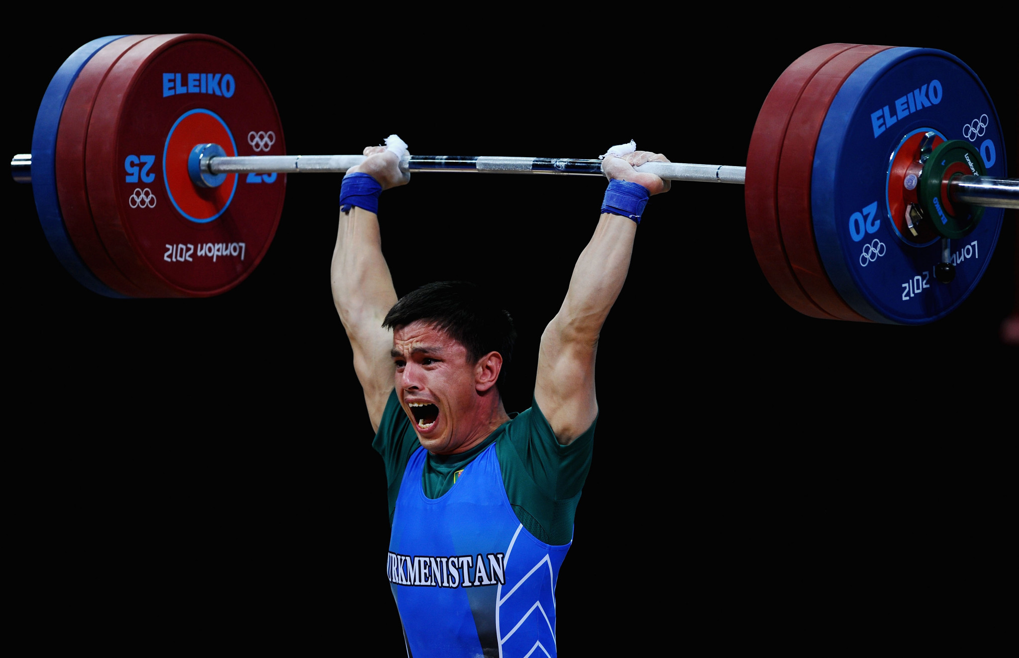 Hosts Turkmenistan hired suspended doper to coach weightlifting World Championships team