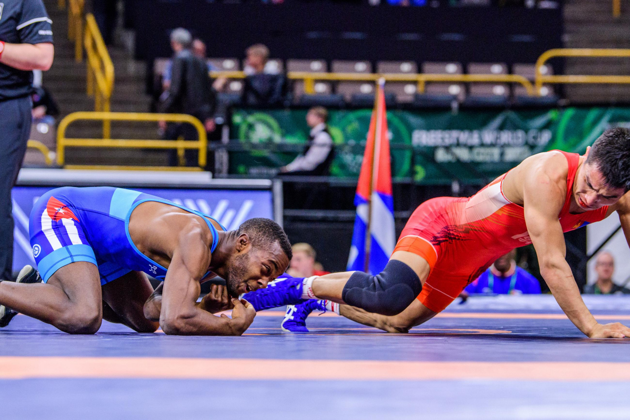 World's best under-23 wrestlers descend on Bucharest for World Championships