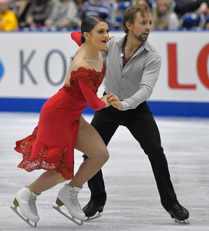 American duo take ice dance gold as ISU Grand Prix of Figure Skating leg concludes in Japan