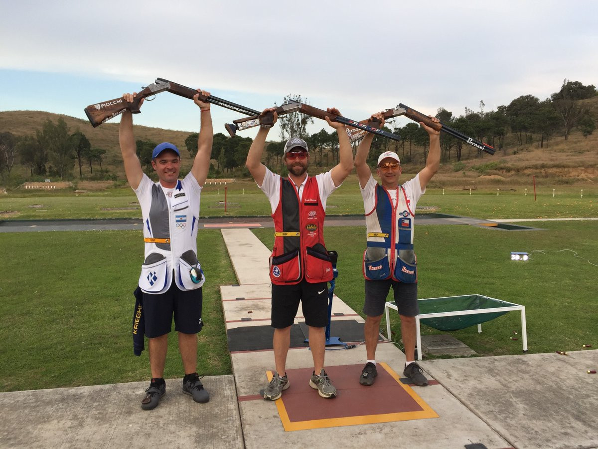 United States shooters produced a golden finale at the Championship of the Americas in Guadalajara ©ISSF